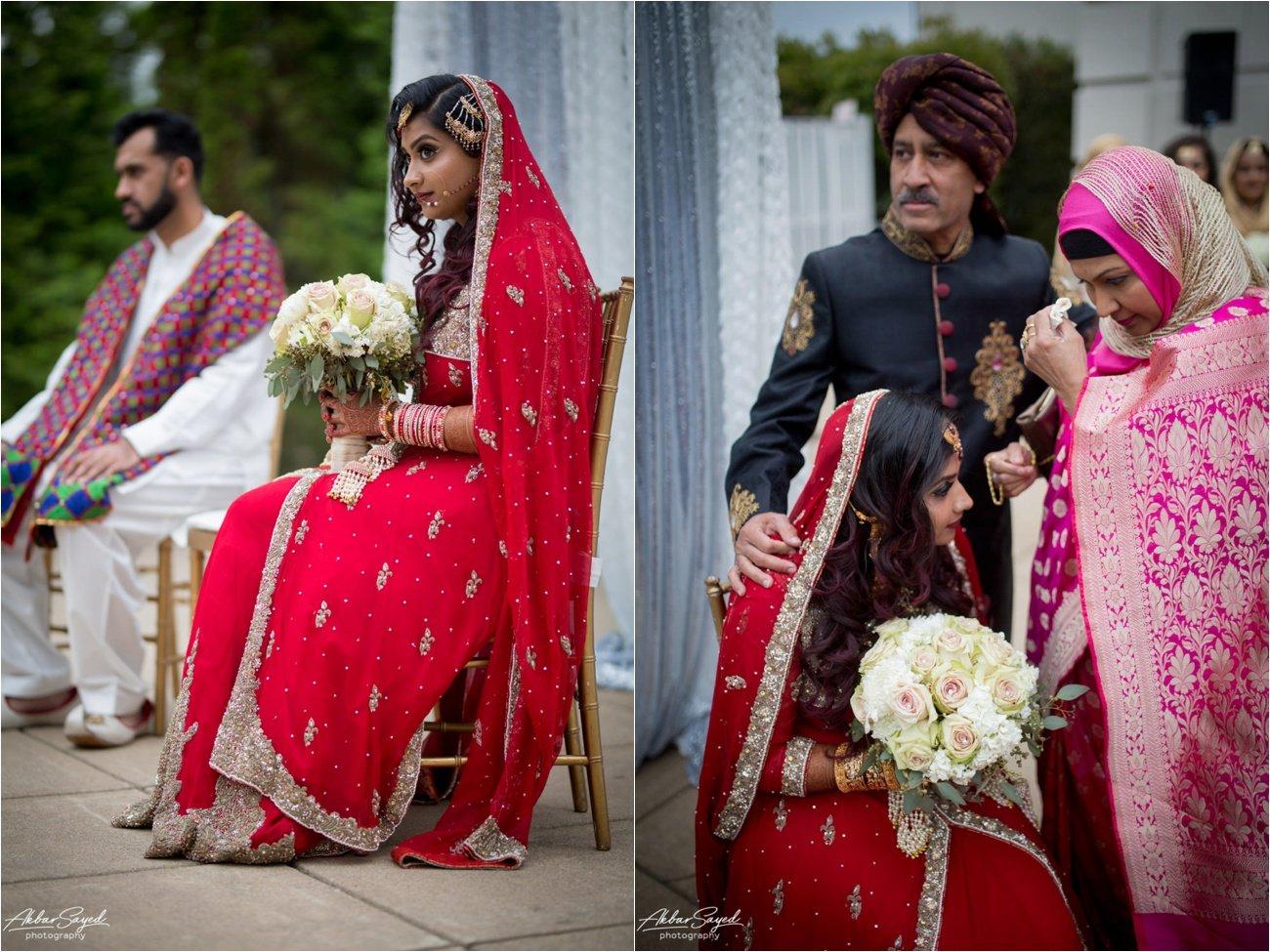 Fox Chase Manor Wedding Manassas Virginia Akbar Sayed Photography