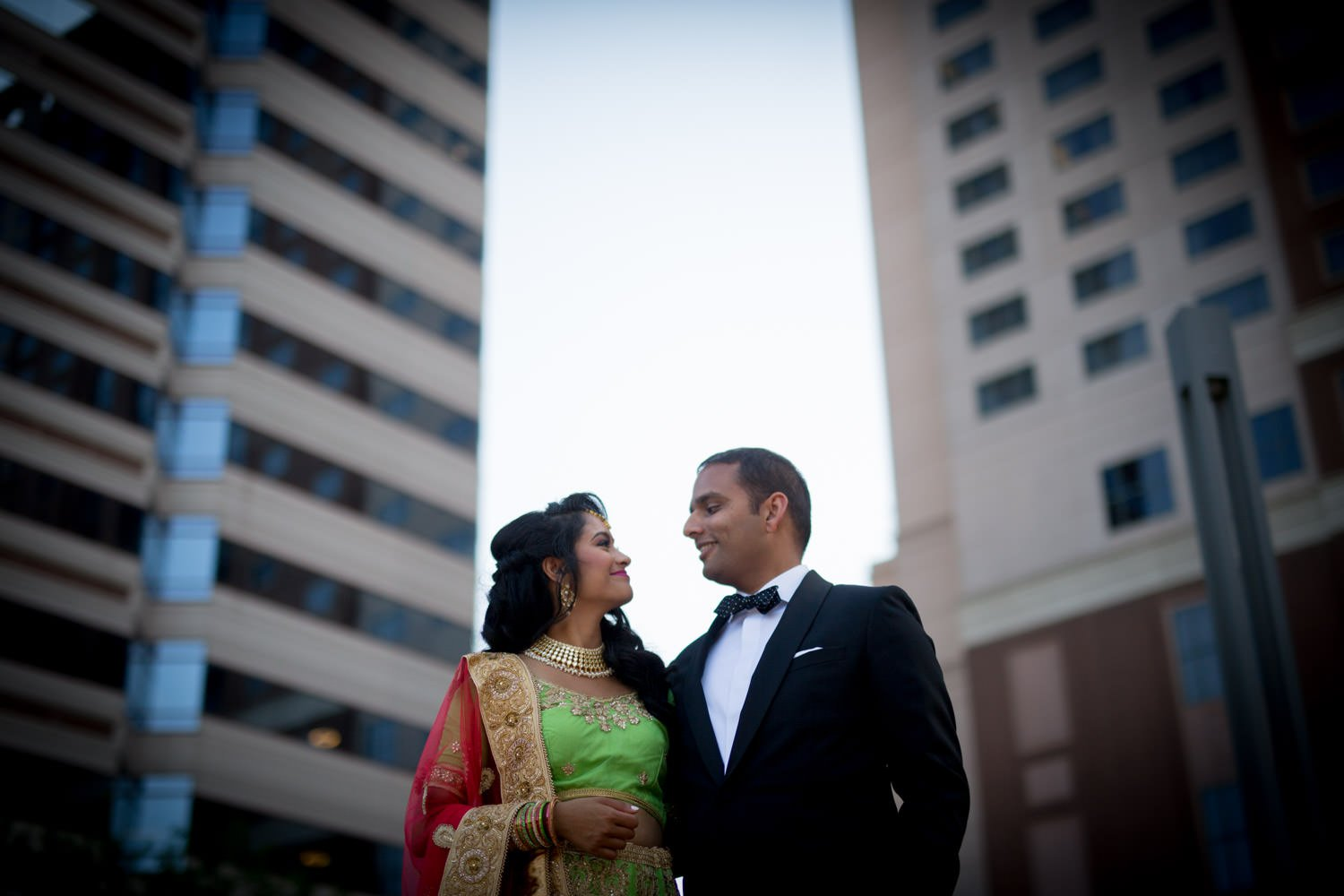 Tyson's Corner Ritz Carlton Indian Wedding - Kamini and Nitesh -1